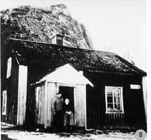 Borgaluspens sista bosättare i Borgafjäll