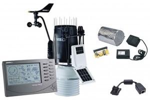 Davis Wireless Vantage Pro2™ Plus med 24 h fläkt